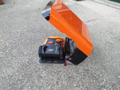 Abri de protection à capteur de pluie robot tondeuse Worx Landroid L