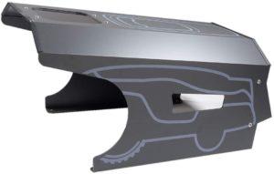 Toit de protection pour robots Husqvarna compatible Automower 310 et Automower 315