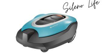 robot de tonte Gardena Sileno a Life