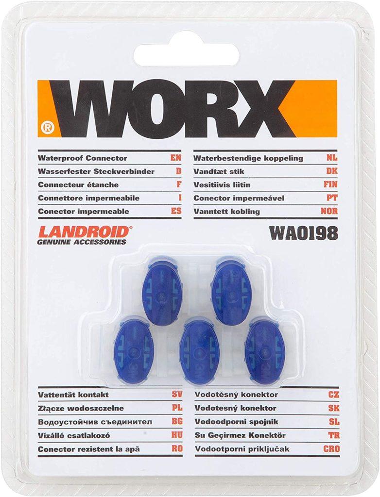 Connecteurs pour robot de tonte Worx Landroid L