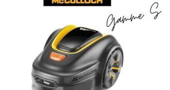Robot Rob de Mc Culloch Gamme S