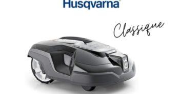 Tondeuse Robotique Automower Classique d'Husqvarna