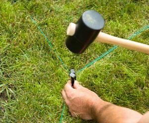 Comment bien installer mon câble de DélimitationPose du fil Periphérique pour le zone de tonte de votre Robot de tonte
