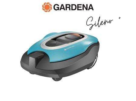 Robot de tonte Gardena Sileno +