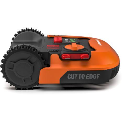 Edge Cut option des robots tondeuse Landroid