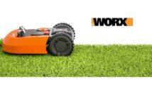 Enseigne Worxlandroid tondeuse autonome