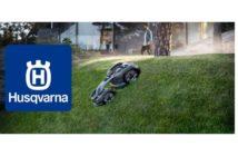 Enseigne Husqvarna Automower