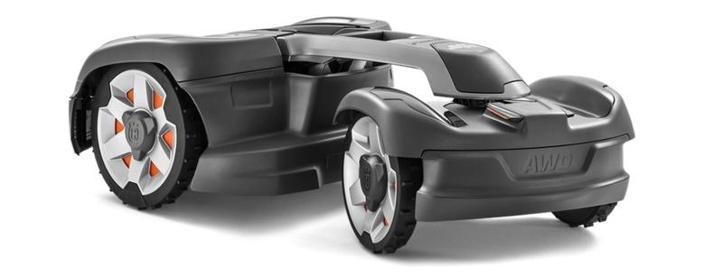 robot Husqvarna 435X AWD modèle haut de gamme
