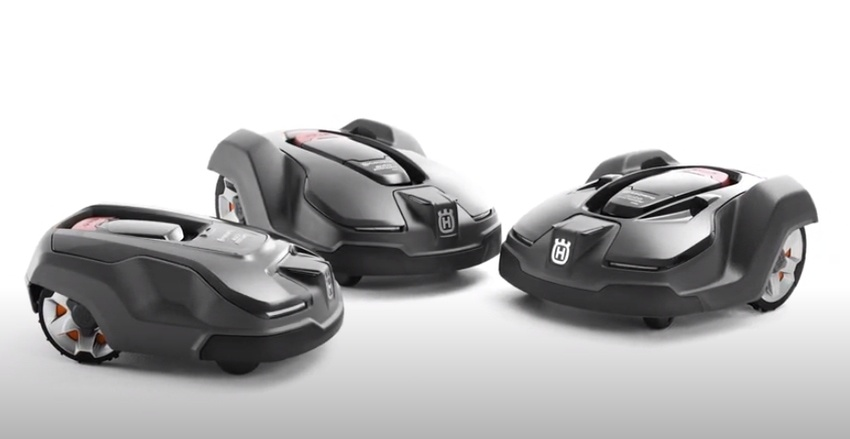 robots Husqvarna et la gamme Automower X-Line