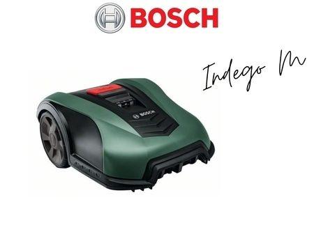 Descriptif des Tondeuse sans Fil Indego M Bosch