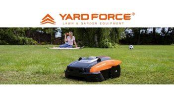 Yard Force des tondeuse gazon robot pas cher