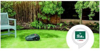 Indego Bosch tondeuse gazon robot