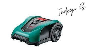 la gamme de tondeuse automatique Bosch Indego S et Bosch Indego S+