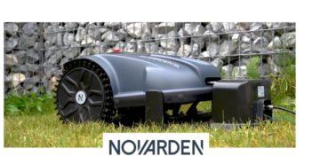 Marque de Robot tondeuse pas cher Novarden