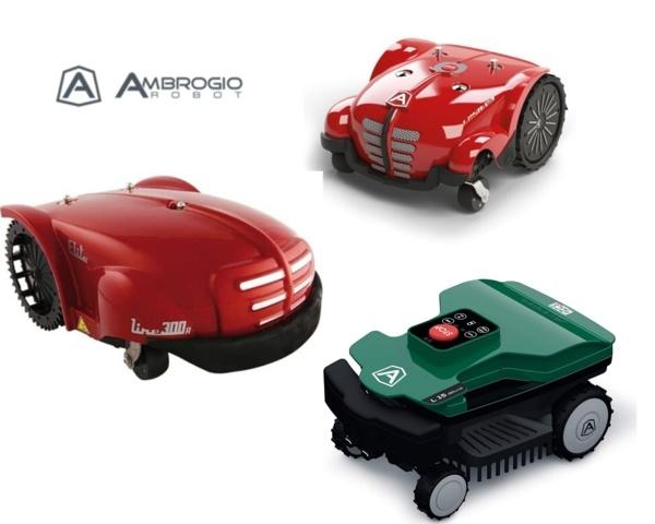 Tondeuses Robotisées Ambrogio