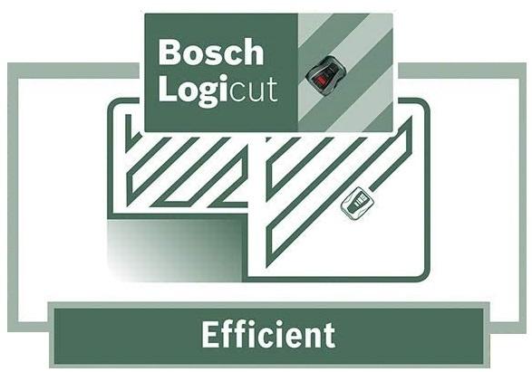 LogiCut sur les Tondeuses sans fil Bosch Indego