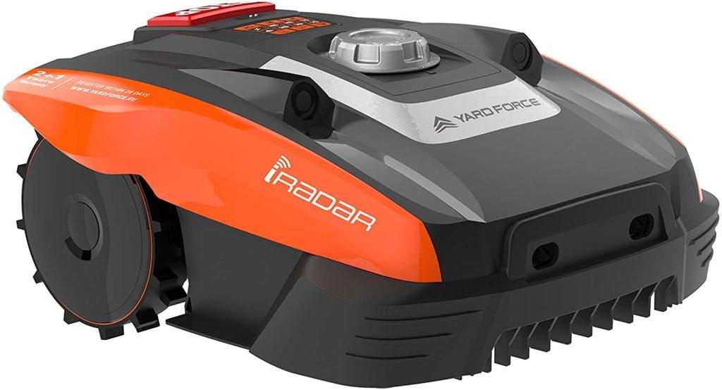 Yard Force Compact 400 Ri robot tondeuse pas cher 2021