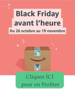 Black Friday robot tondeuse autonome