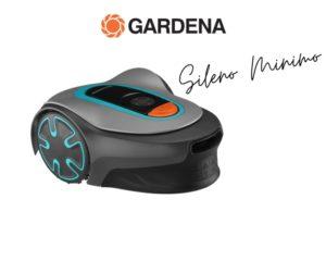 Gardena Sileno Minimo tondeuse autonome